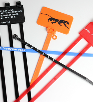 24f2e9150 ID Cable Ties - Flag Zip Ties | ZipTape® Label ID Systems